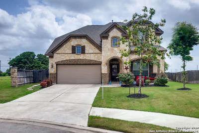 Schertz Single Family Home New: 11720 Northern Star Rd
