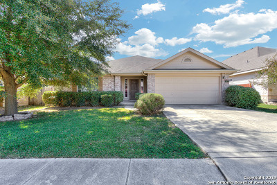 San Antonio Single Family Home New: 10822 Shetland Hills