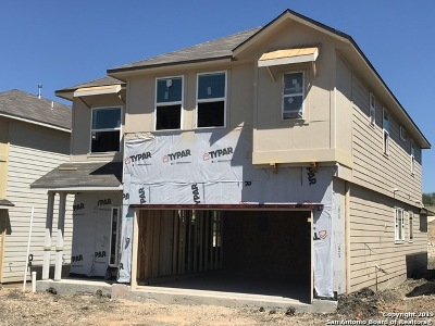 Converse Single Family Home Price Change: 5026 Longhorn River