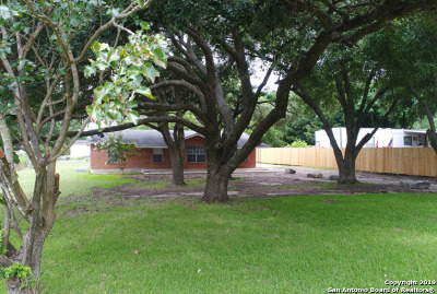 San Antonio Single Family Home New: 6711 Talley Rd