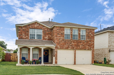 San Antonio Single Family Home New: 13147 Regency Forest