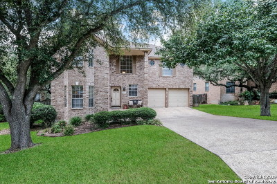 Stone Oak Single Family Home New: 963 Lightstone Dr