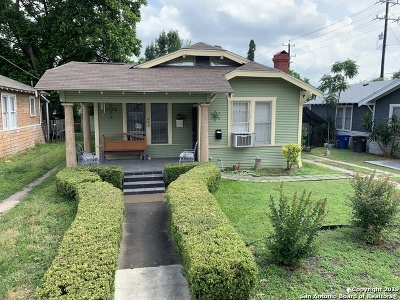 Government Hill Single Family Home Price Change: 906 E Grayson St