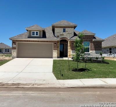 San Antonio TX Single Family Home New: $304,499