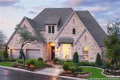 Fair Oaks Ranch Single Family Home New: 28702 Hidden Gate