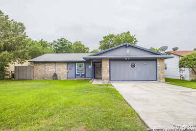 San Antonio Single Family Home New: 7138 Glen Grove