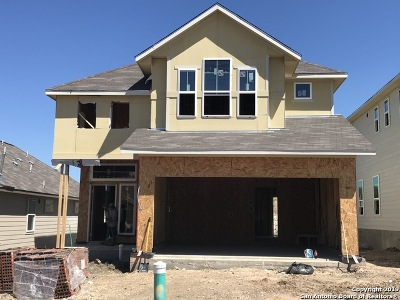 Converse Single Family Home New: 5106 Longhorn River