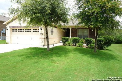 San Antonio Single Family Home New: 4006 Deep River