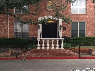 San Antonio Condo/Townhouse New: 7500 Callaghan Rd #199