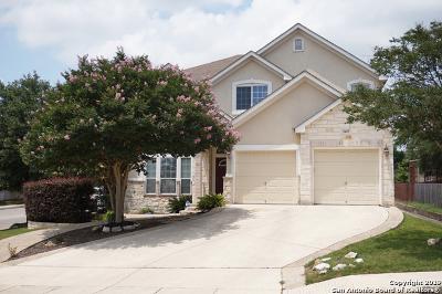 San Antonio Single Family Home New: 1403 Tanager Ct