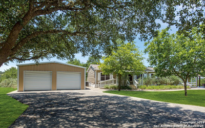 Boerne TX Single Family Home New: $499,995