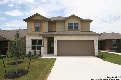 San Antonio TX Single Family Home New: $269,981