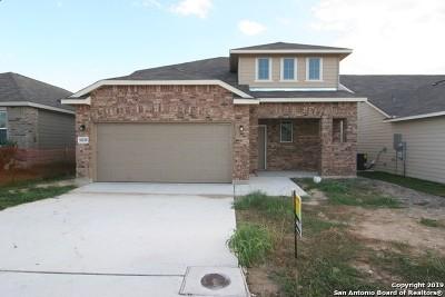 Converse Single Family Home New: 10238 Midsummer Meadows