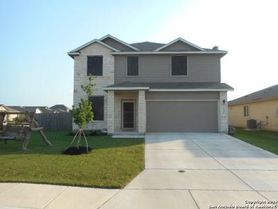 New Braunfels Single Family Home New: 2306 Clover Ridge