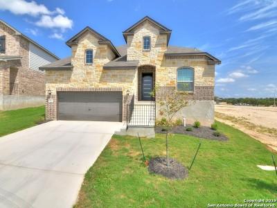 San Antonio Single Family Home New: 12827 Perdido Grove