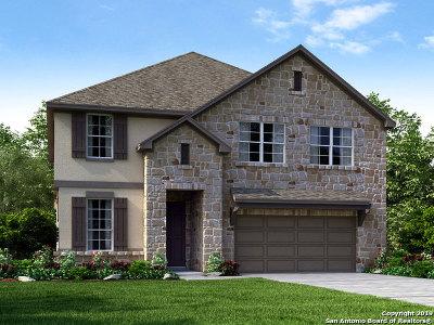 San Antonio Single Family Home New: 13339 Ares Way