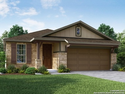 San Antonio Single Family Home New: 11616 Troubadour Trail