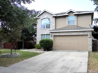 Cibolo Single Family Home New: 208 Silver Wing