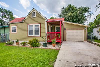 San Antonio Single Family Home New: 540 Barrett Ave
