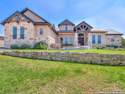 San Antonio Single Family Home New: 9622 Ivory Canyon