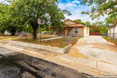 San Antonio Single Family Home New: 231 Oklahoma St