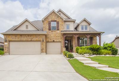 Alamo Ranch Single Family Home For Sale: 12319 Maurer Ranch