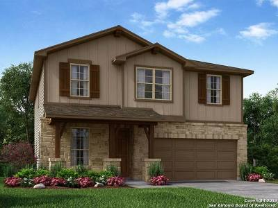 San Antonio Single Family Home New: 11603 Troubadour Trail