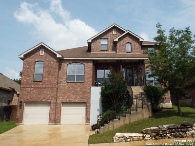 San Antonio Single Family Home New: 1238 Heavens Peak