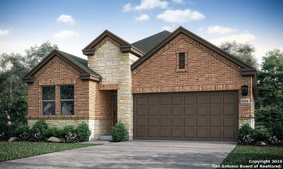San Antonio Single Family Home New: 6627 Freedom Ranch