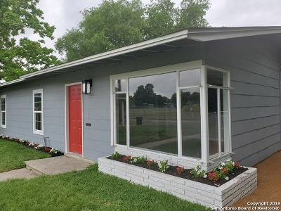 San Antonio Single Family Home New: 3319 Warner Ave