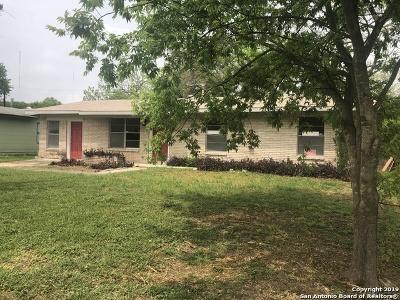 San Antonio Single Family Home New: 4131 Moana Dr