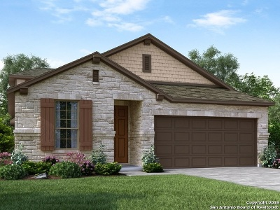 San Antonio Single Family Home New: 11627 Troubadour Trail