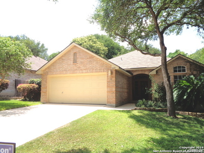 Schertz Single Family Home New: 1109 Berry Park