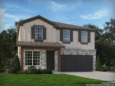 San Antonio Single Family Home New: 11644 Troubadour Trail