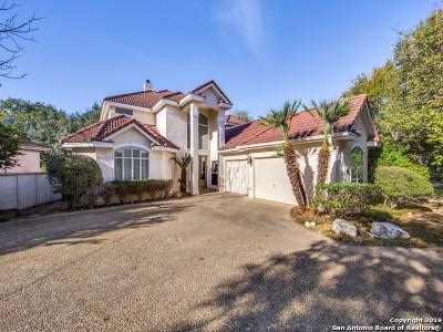 San Antonio Single Family Home New: 643 Hillsong