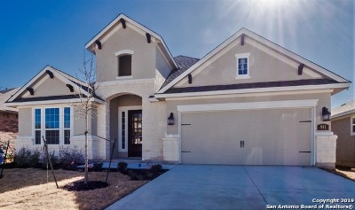 New Braunfels Single Family Home New: 927 Hi Path Way