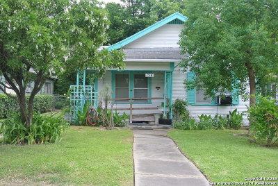 San Antonio Single Family Home New: 154 W Drexel Ave