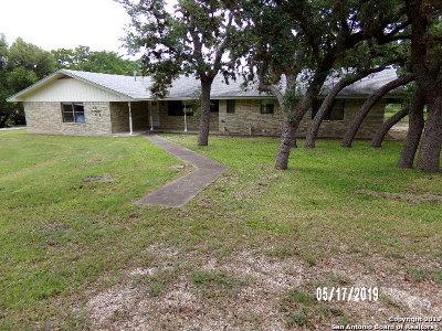 Kerrville Single Family Home New: 137 Cedar Drive East