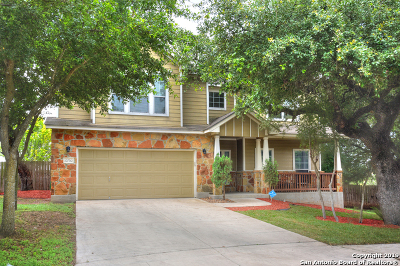 San Antonio Single Family Home New: 10750 Impala Springs