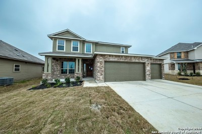 New Braunfels Single Family Home New: 3612 Blue Cloud