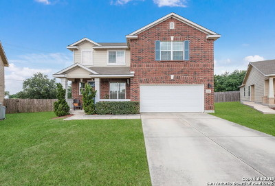 San Antonio Single Family Home New: 11212 Dublin Ct
