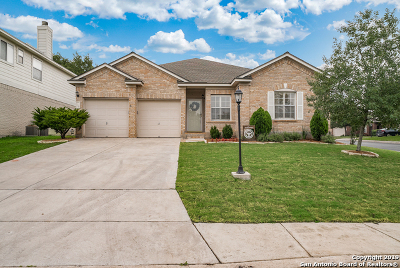 Stone Oak Single Family Home Active Option: 134 Nueva Vista