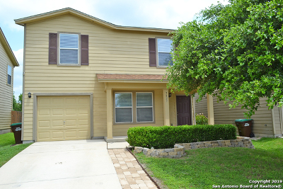 San Antonio Single Family Home New: 7823 Caballo Canyon