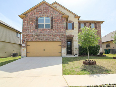 Converse Single Family Home New: 8640 Lone Shadow Trail