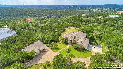Boerne Single Family Home New: 120 Greystone Pt