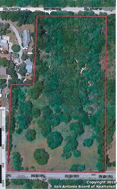 San Antonio Residential Lots & Land New: 1725 Oakhill Rd