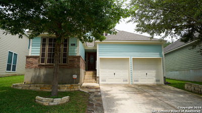 San Antonio Single Family Home New: 8651 Sarasota Woods
