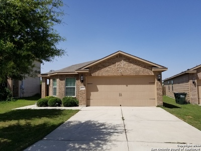 San Antonio Single Family Home New: 12023 Luckey View