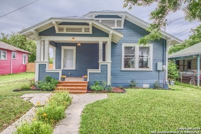 Single Family Home New: 727 Palmetto St