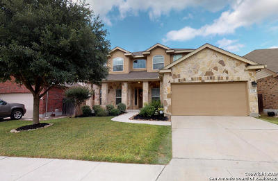 Cibolo Single Family Home New: 214 Ridge Bluff